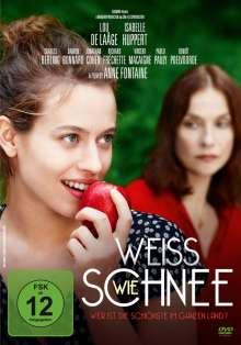 Weiss wie Schnee, DVD
