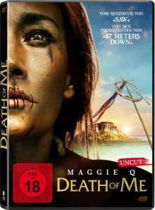 Death of Me, DVD