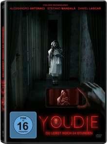 You Die - Du lebst noch 24 Stunden, DVD
