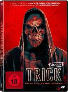 Trick - Dein letztes Halloween, DVD