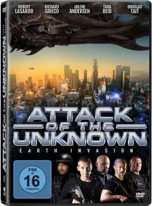 Attack of the Unknown - Earth Invasion, DVD