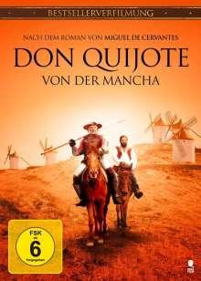Don Quixote von der Mancha, DVD