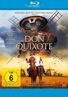 Don Quixote von der Mancha (Blu-ray), Blu-ray Disc