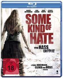 Some Kind of Hate (Blu-ray), Blu-ray Disc