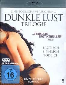 Dunkle Lust Trilogie (Blu-ray), 3 Blu-ray Discs