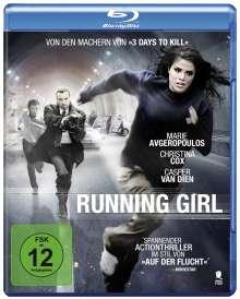Running Girl (Blu-ray), Blu-ray Disc