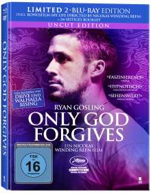 Only God Forgives (Blu-ray im Mediabook)