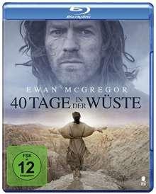 40 Tage in der Wüste (Blu-ray), Blu-ray Disc