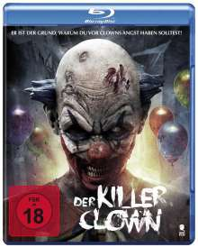 Der Killerclown (Blu-ray), Blu-ray Disc