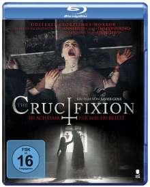 The Crucifixion (Blu-ray), Blu-ray Disc