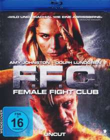 FFC - Female Fight Club (Blu-ray), Blu-ray Disc