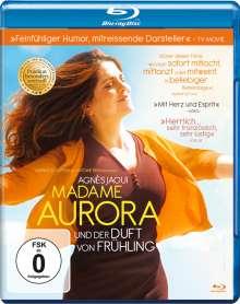 Madame Aurora und der Duft von Frühling (Blu-ray), Blu-ray Disc