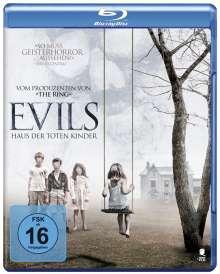 Evils - Haus der toten Kinder (Blu-ray), Blu-ray Disc