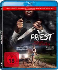 The Priest - Vergib uns unsere Schuld (Blu-ray), Blu-ray Disc