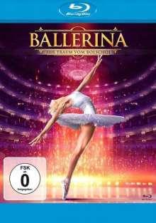 Ballerina - Ihr Traum vom Bolshoi (Blu-ray), Blu-ray Disc