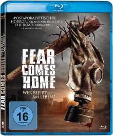 Fear comes home (Blu-ray), Blu-ray Disc