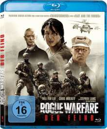 Rogue Warfare (Blu-ray), Blu-ray Disc
