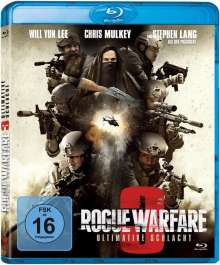 Rogue Warfare 3 (Blu-ray), Blu-ray Disc