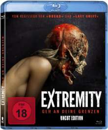 Extremity (Blu-ray), Blu-ray Disc