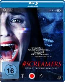 #Screamers (Blu-ray), Blu-ray Disc