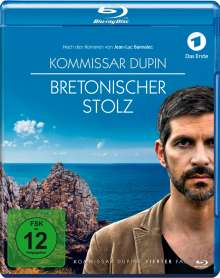 Kommissar Dupin: Bretonischer Stolz (Blu-ray), Blu-ray Disc