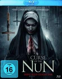 Curse of the Nun (Blu-ray), Blu-ray Disc