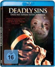 Deadly Sins (Blu-ray), Blu-ray Disc