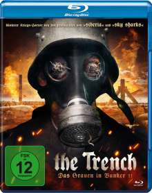 The Trench (2017) (Blu-ray), Blu-ray Disc