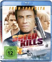 Speed Kills (Blu-ray), Blu-ray Disc