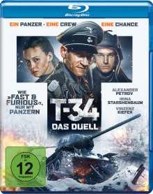 T-34: Das Duell (Blu-ray), Blu-ray Disc
