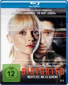 Distorted (Blu-ray), Blu-ray Disc
