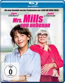 Mrs. Mills von nebenan (Blu-ray), Blu-ray Disc