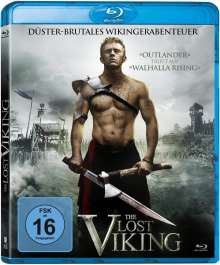 The Lost Viking (Blu-ray), Blu-ray Disc