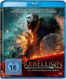 Rebellion - Der Zorn des Römischen Reichs (Blu-ray), Blu-ray Disc
