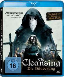 The Cleansing (Blu-ray), Blu-ray Disc