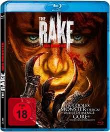 The Rake (Blu-ray), Blu-ray Disc