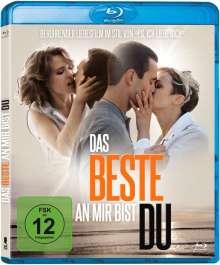 Das Beste an mir bist du (Blu-ray), Blu-ray Disc