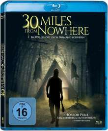 30 Miles from Nowhere (Blu-ray), Blu-ray Disc