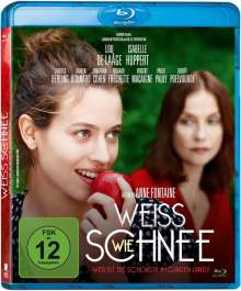 Weiss wie Schnee (Blu-ray), Blu-ray Disc