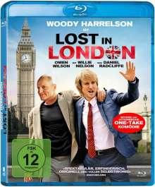 Lost in London (Blu-ray), Blu-ray Disc