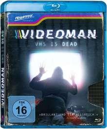 Videoman - VHS is dead (Blu-ray), Blu-ray Disc