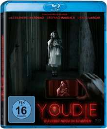 You Die - Du lebst noch 24 Stunden (Blu-ray), Blu-ray Disc