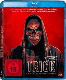 Trick - Dein letztes Halloween (Blu-ray), Blu-ray Disc