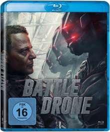 Battle Drone (Blu-ray), Blu-ray Disc