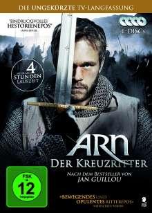 Arn - Der Kreuzritter (TV-Serie), 4 DVDs