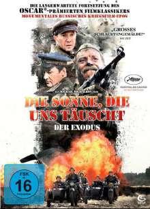 Die Sonne, die uns täuscht - Der Exodus, DVD