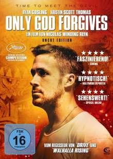 Only God Forgives, DVD
