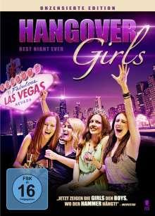 Hangover Girls, DVD