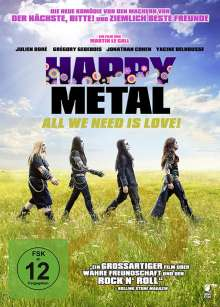 Happy Metal, DVD