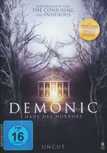 Demonic, DVD
